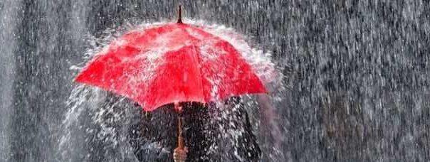burrasca pioggia diluvio